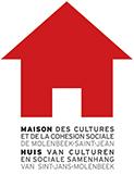 Maison des Cultures et de la Cohésion Sociale de Molenbeek-Saint-Jean Logo